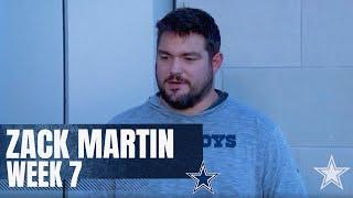 Zack Martin: Self Scout | Dallas Cowboys 2021