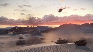 Battlefield 3: Armored Kill Launch Trailer