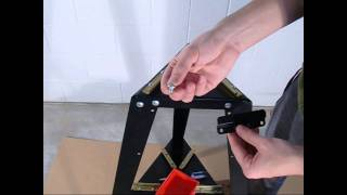 Lee Reloading Stand (#90688) Assembly