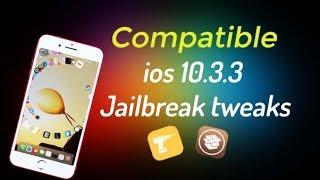 BEST IOS 10.3.3 JAILBREAK TWEAKS  EP1.