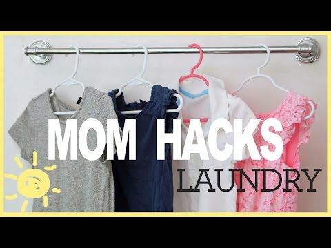 Απίθανα κόλπα και συμβουλές για το πλύσιμο των ρούχων!!!