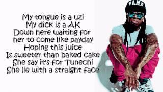 Lil Wayne - Wowzers Ft. Trina  (Lyrics On Screen) [I Am Not A Human Being 2]