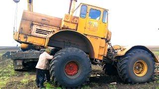 Всё равно НАШИ Тракторы САМЫЕ ЛУЧШИЕ! Трактор Легенда «Кировец» К-700, К-701, К-744 Трактора Монстры