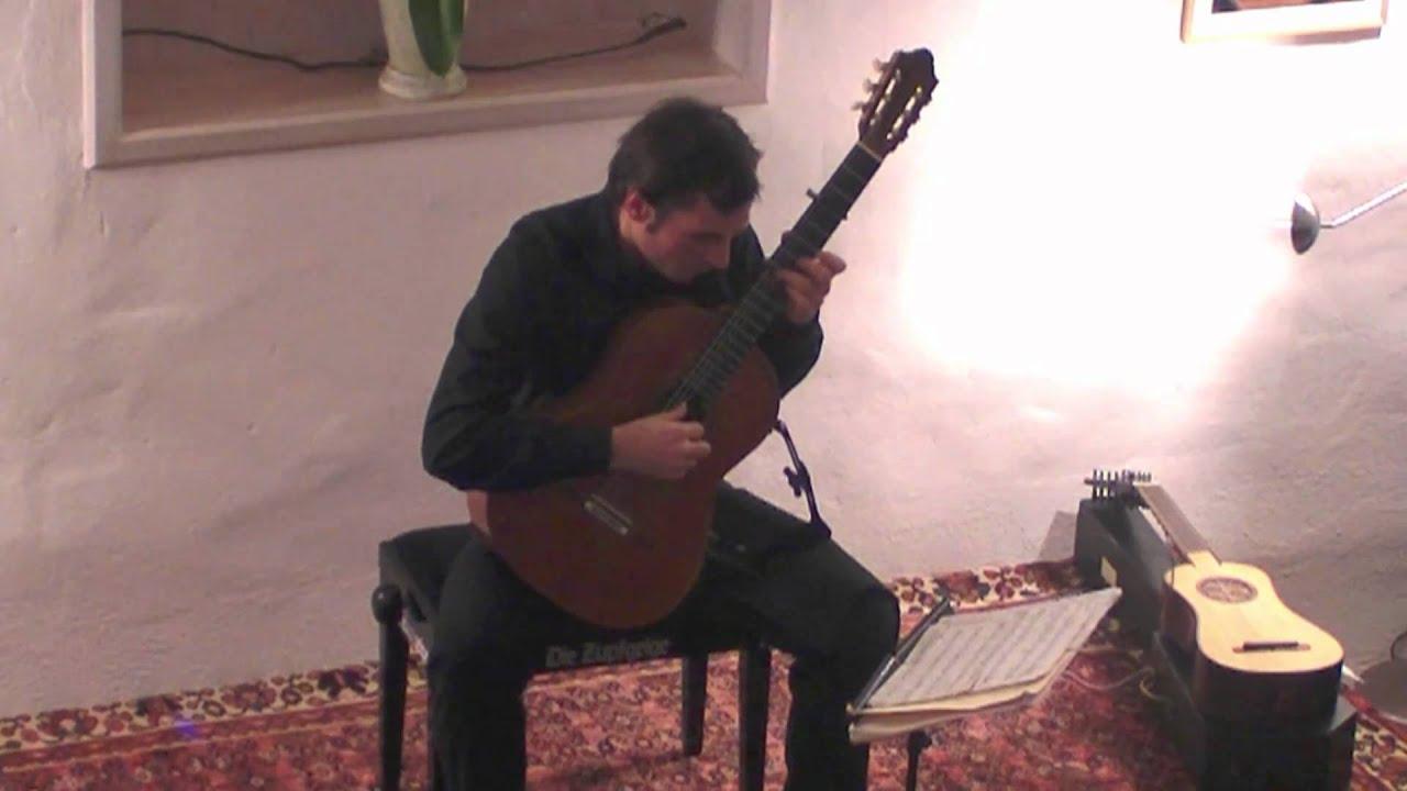 Alonso Mudarra: Fantasía fácil 1