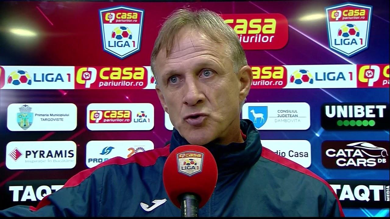 INTERVIU. Emil Săndoi, atac la FCSB: