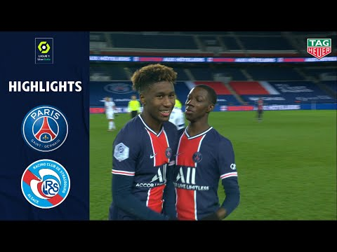 PSG Strasbourg Goals And Highlights