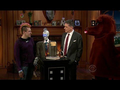 Late Late Show with Craig Ferguson 1/10/2013 Tim Allen, Margaret Cho