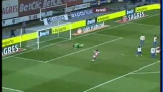 Braga vs Marítimo - Lance Filipe Oliveira