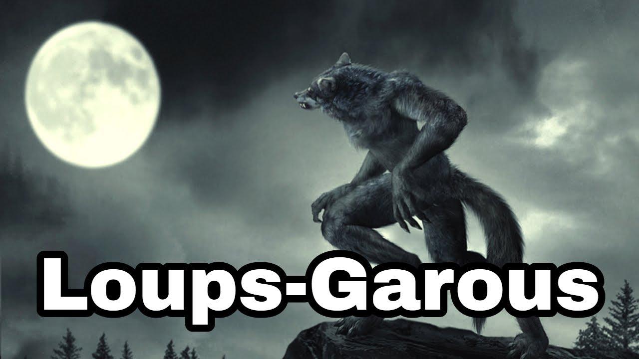 Le Loup- Garou et vampires