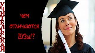 Что нужно знать об университете / Смотри куда лезешь и потом не ной!