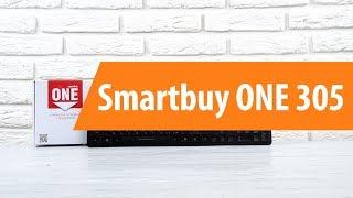 распаковка клавиатуры Smartbuy ONE 305 / Unboxing Smartbuy ONE 305