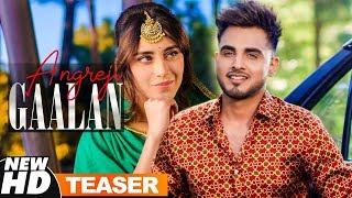 Teaser   Angreji Gaalan   Armaan Bedil   Gurlej Akhtar   Releasing On 06th March 2019