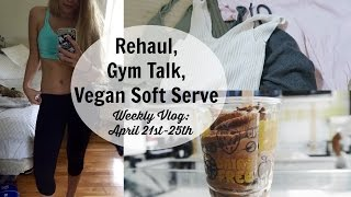 Brandy Melville Rehaul, Gym Talk and VEGAN soft serve!?!~ Weekly vlog