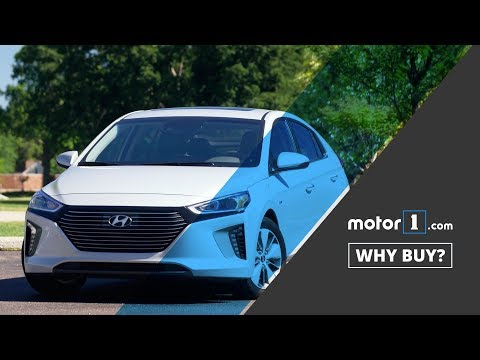 2018 Hyundai Ioniq Plug-In Hybrid | Why Buy?