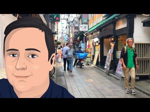 Exploring the Backstreets of Nakano, Tokyo