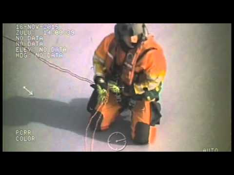 Coast Guard Medevacs Woman From Cruise Ship, Nov 16 2015