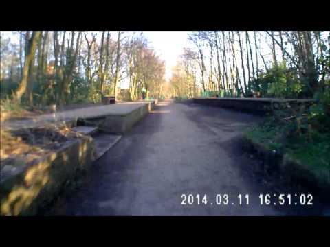 Dog walk by bike PT1