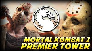 Mortal Kombat X - Premier Tower: MK2 Secret Fight (Jason Voorhees)