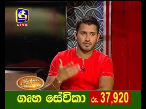 Coffee With Lahiru & Muditha - 03rd April 2016