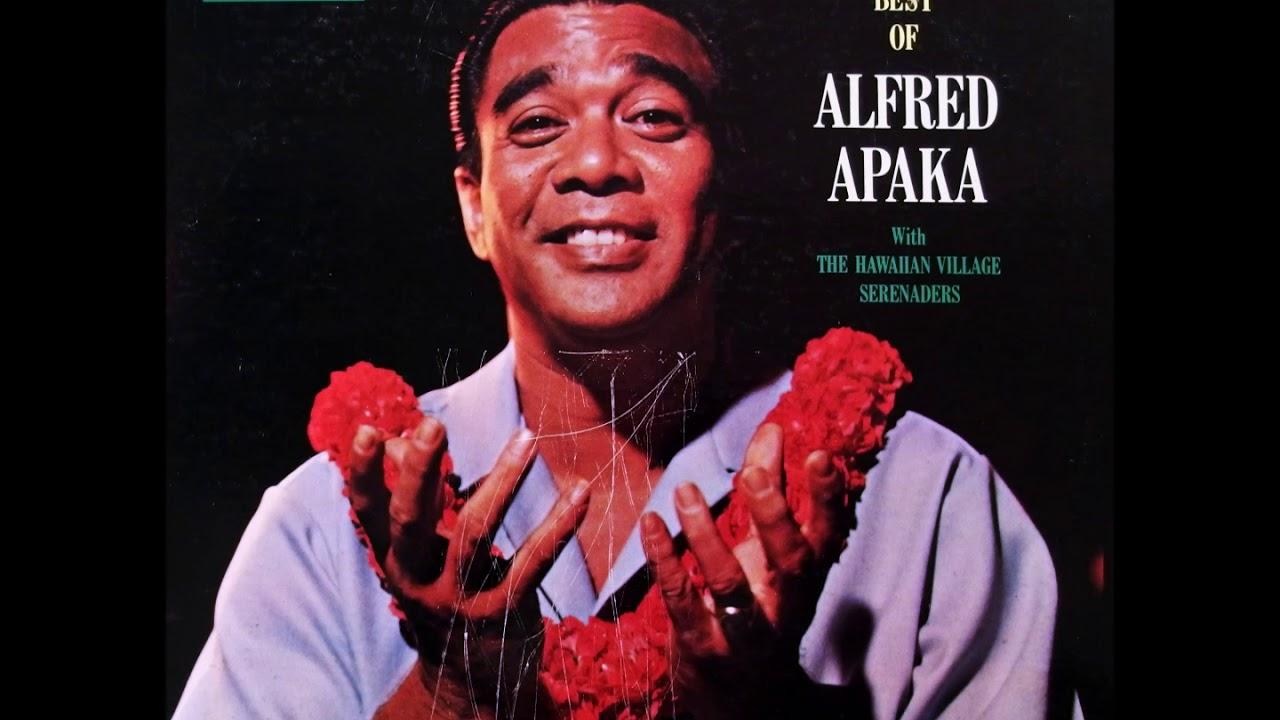 Alfred Apaka Hawaiian Wedding Song 1973