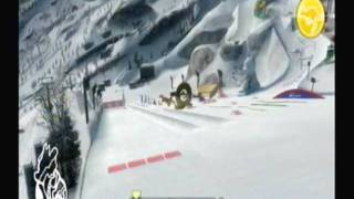 we ski & snowboard Gameplay