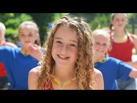 """""""Tidal Wave"""" music video by Reese Oliveira of One Voice Children's Choir"""