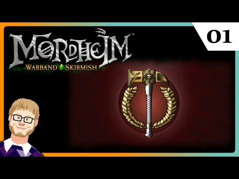 Witch Hunters ► Mordheim Warband Skirmish S3E01