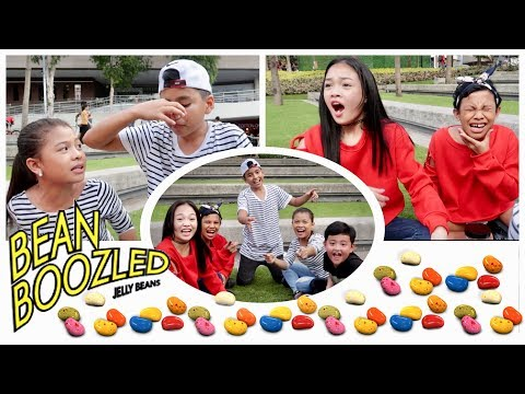 EXTREMEME BEAN BOOZLED CHALLENGE **TEAM LASA vs  TEAM BESTIES**