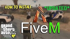 How to Install FiveM      Lamba menu + Simple trainer *UPDATED*