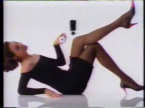 Famke Janssen 1988 Exclamation Perfume Commercial