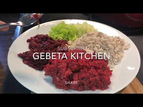 How To Make Ethiopian Food