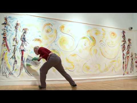 Popular Contemporary art gallery & Art Gallery videos