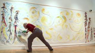 Rudy Ernst presents... Dada Action Painting at the QCC Art Gallery