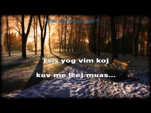 Yaka   Vim Kuv Los Qeeb (KARAOKE)