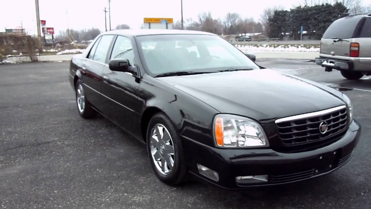 2005 cadillac deville dts 51 800 miles dscn1425 youtube 2005 cadillac deville dts 51 800 miles