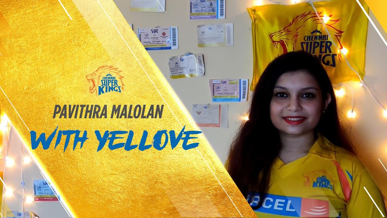 With Yellove - Ft. Pavithra Malolan #Whistlepodu #Yellove