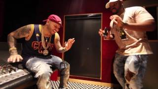 TrapXFicante & Privado - Rvssian, Nicky Jam, Farruko, Sean Paul (in Studio) @rvssian