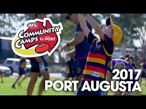 Australia Post AFL Community Camp 2017