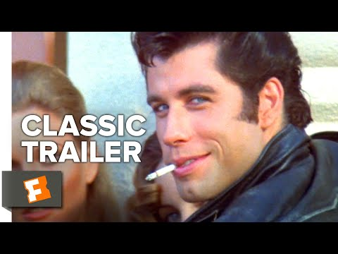 Grease (1978) Trailer #1   Movieclips Classic Trailers