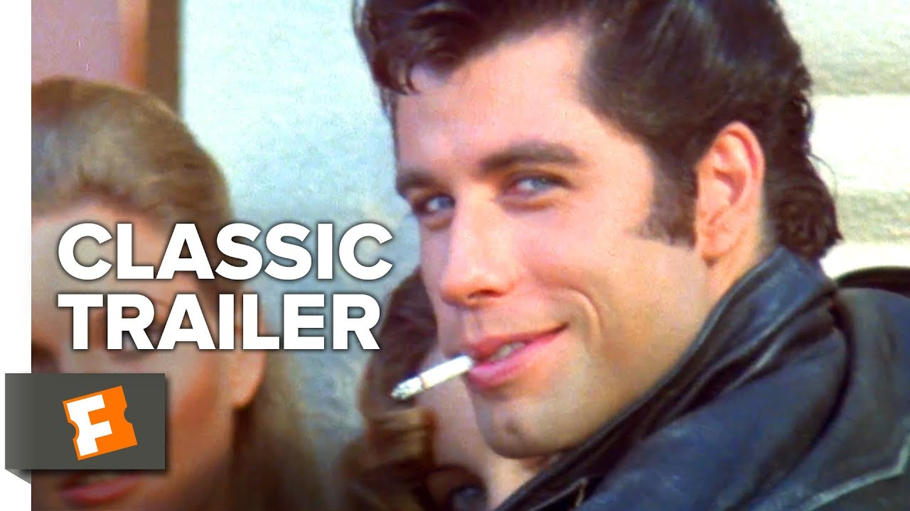 Grease 1978 Trailer 1 Movieclips Classic Trailers Youtube