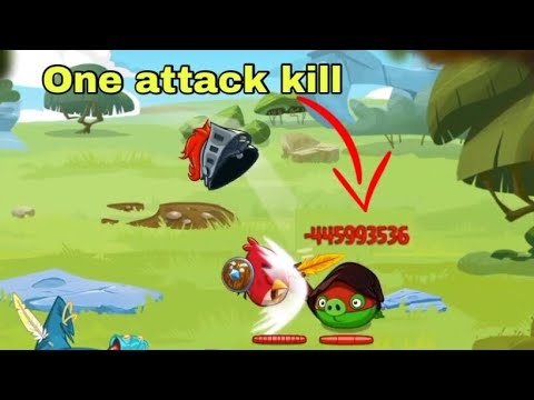 Angry Birds Epic  One Attack Kill  hack