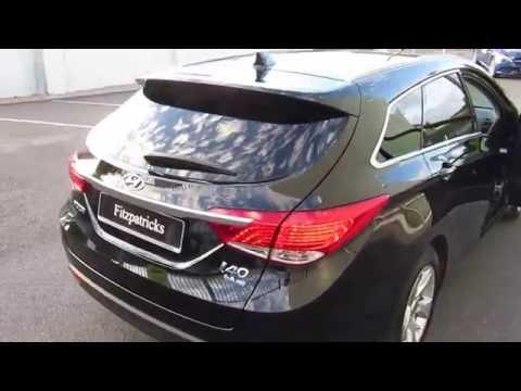 2014 Hyundai i40 136 BHP Style Brian Doolan www.hondacentre.ie