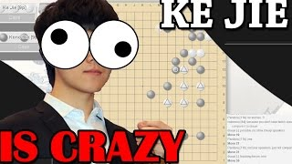 Download Video Batts Go Lecture - Ke Jie is Crazy! MP3 3GP MP4