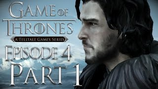 Game of Thrones - Episode 4: Sons of Winter | Part 1 (Walkthrough Gameplay No Commentary)