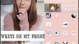 📞 WHATS ON MY PHONE ?  📞   [ Huawei shot X ]