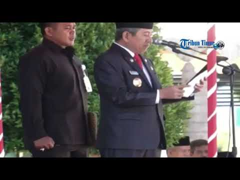 VIRAL! Video Gubernur Sulbar Salah Baca Pancasila
