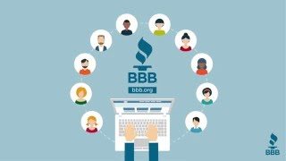 BBB Customer Review Animation