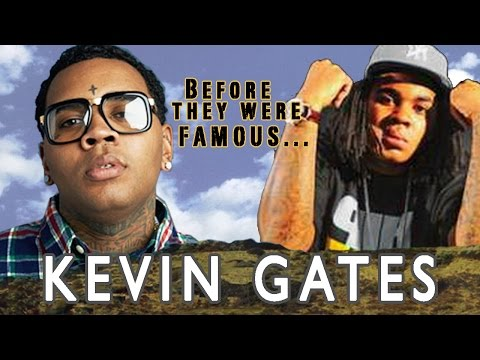 KEVIN GATES – Before They Were Famous