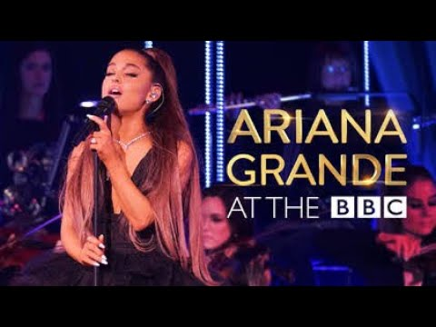 Ariana Grande - Get Well Soon (LIVE AT THE BBC)