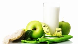 Кефирно яблочная диета 9 дней| #edblack #кефирнаядиета